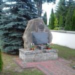 Jedlińsk - Głaz pamięci